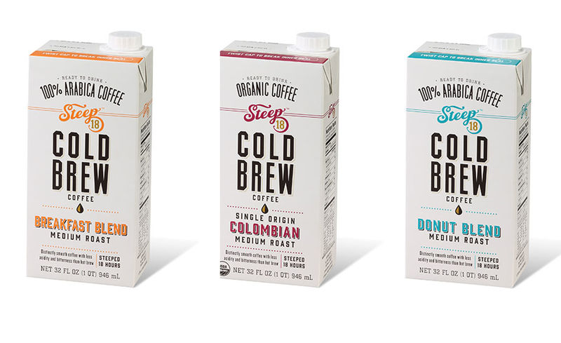 Potent Artisanal Cold Coffees