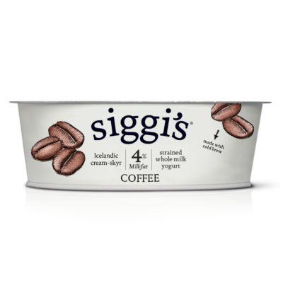 Icelandic Coffee Yogurts