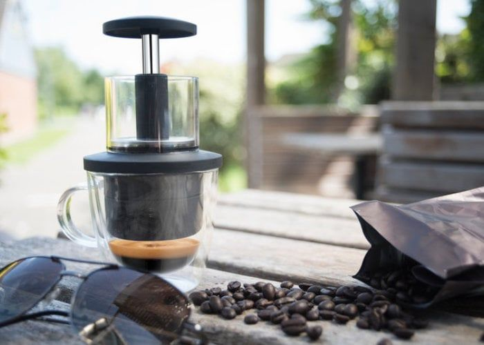 Ultra-Compact Espresso Makers