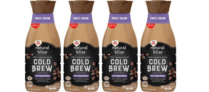 Creamer Brand Cold Coffees