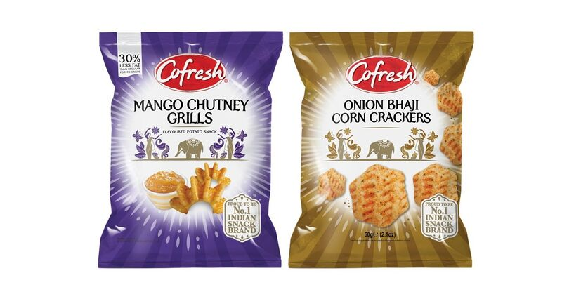 Sharing-Focused Indian Snack Flavors