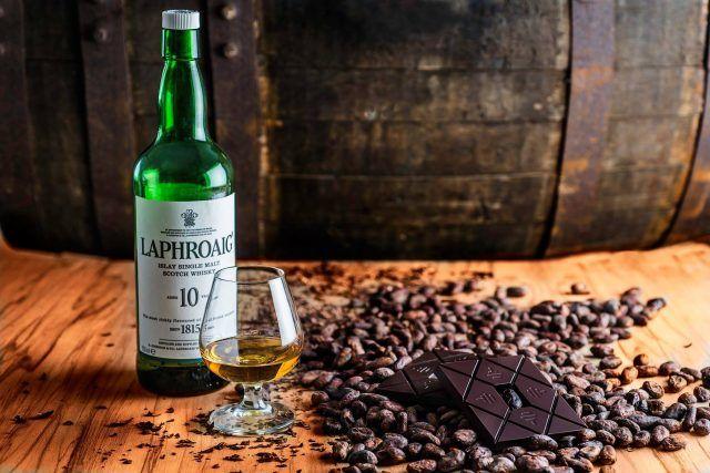 Cognac-Aged Chocolate Bars
