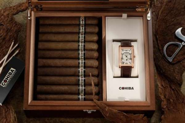 Smoking Hot Watch Collaborations