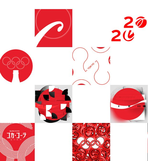 Crowdsourced Olympic Art Campaigns