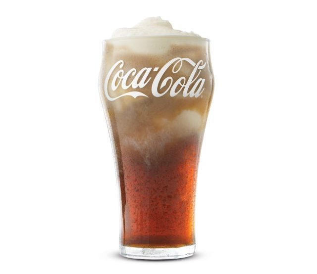 Branded Celebratory Soda Drinks