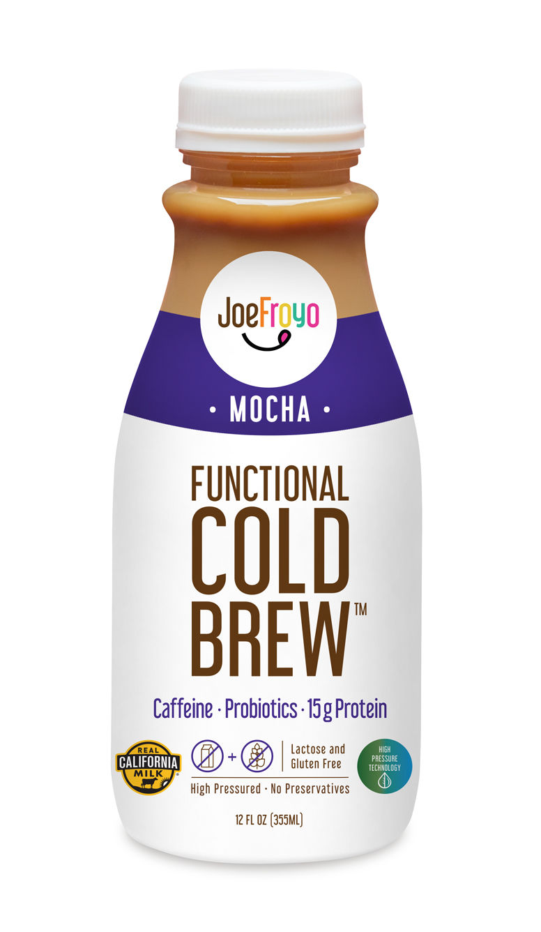 Functional Cold Brew Beverages