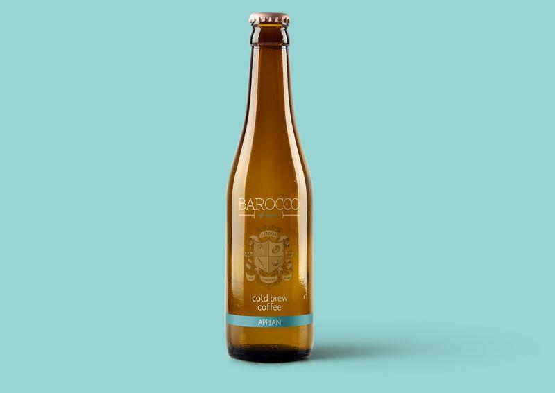 Beer-Like Cold Brew Bottles