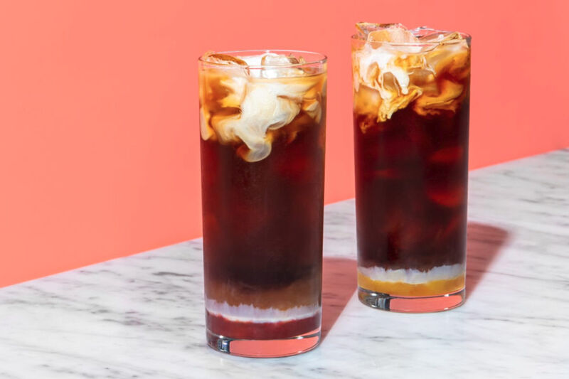Fruit-Infused Cold Brews