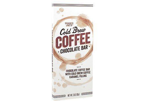 Cold Brew Chocolate Bars