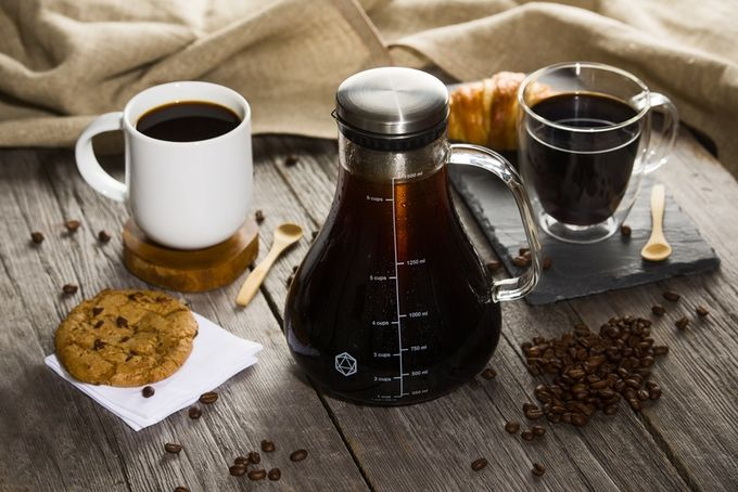Cold Brew Coffee Carafes