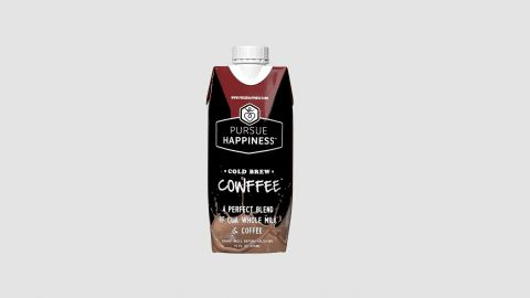 Nutritious Milk-Packed Coffees