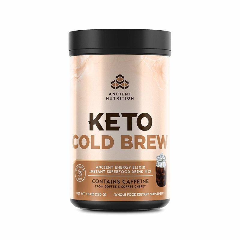 Keto Cold Brew Mixes