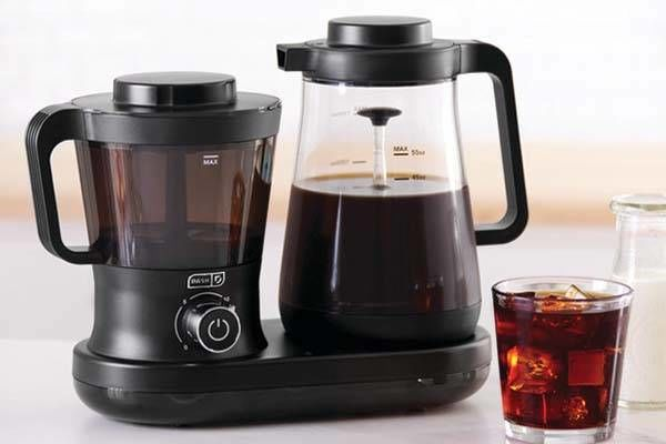 Ultra-Fast Cold Coffee Makers
