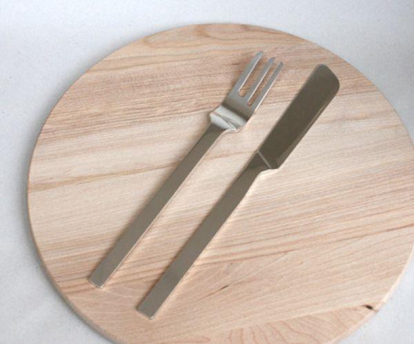Meat-Specific Silverware