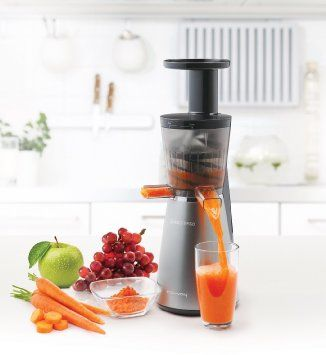 Nutrient-Harnessing Juicers