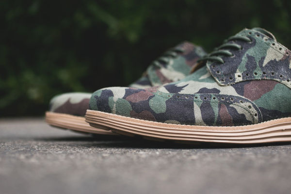 Dapper Camo Shoes