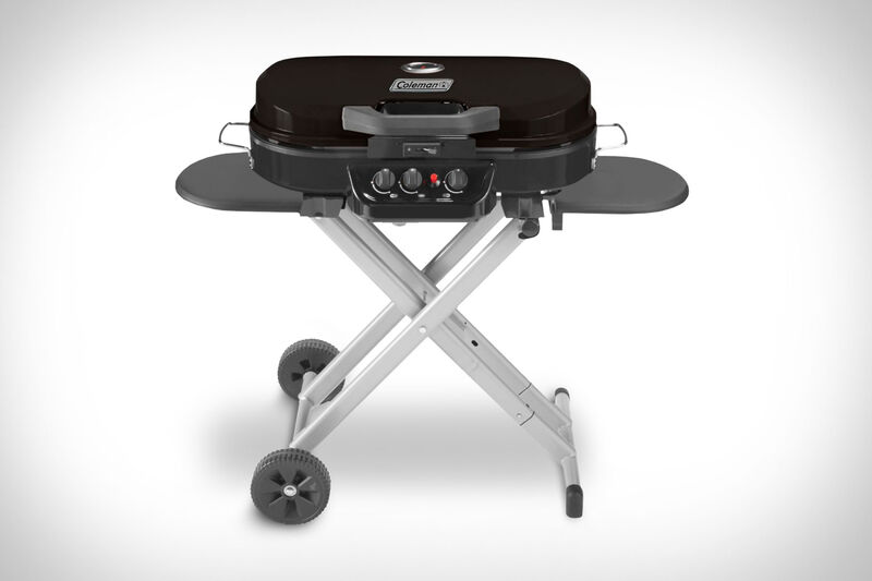 Collapsible Camper Grills