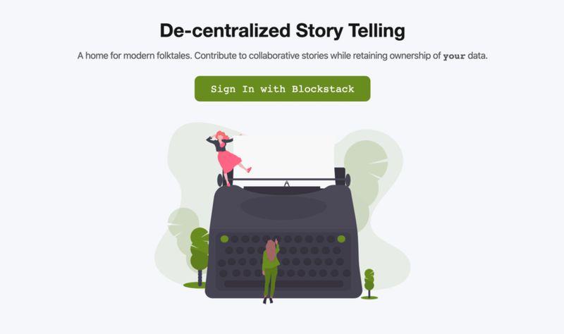 Collaborative Storytelling Platforms