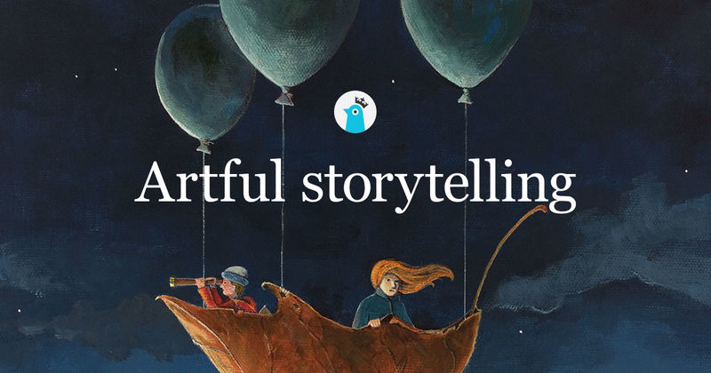 Collaborative Storytelling Platforms