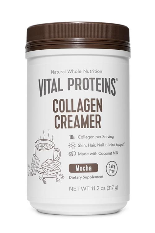 Collagen-Enriched Creamers