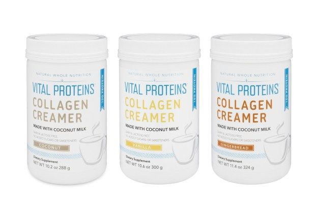 Collagen Coffee Creamers