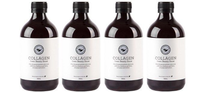 Collagen Production-Boosting Supplements