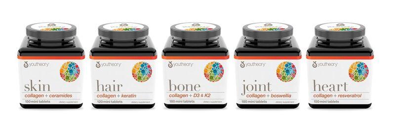 Combination Collagen Supplements