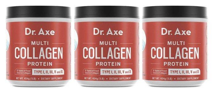 Collagen-Enriched Powder Supplements