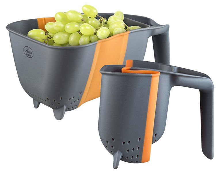 Flexible Compacting Colanders