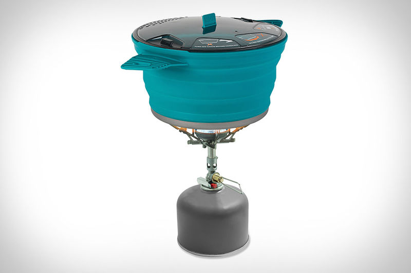 Collapsible Cookware