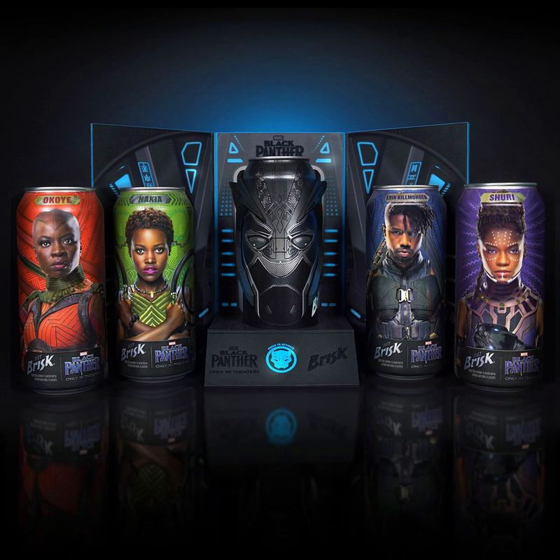 Filmic Collectible Cans