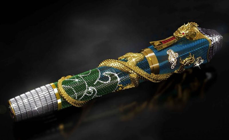$1 Million Collectible Pens