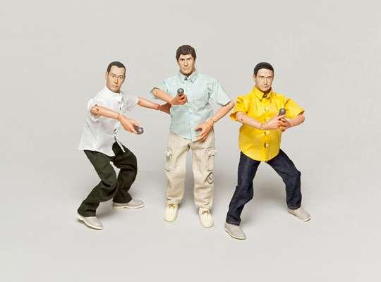 Charitable MC Toy Trios