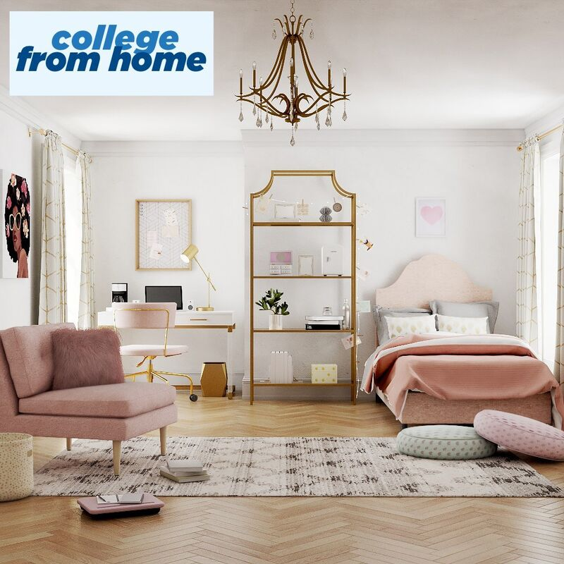 Virtual Dorm Furniture Shops College From Home