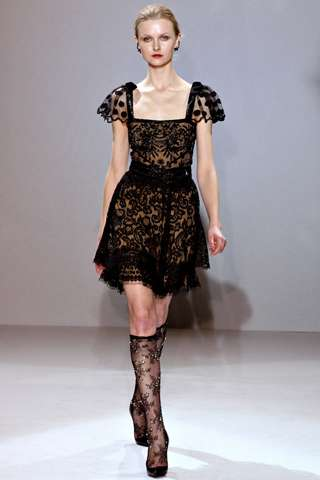 All-Lace Runways