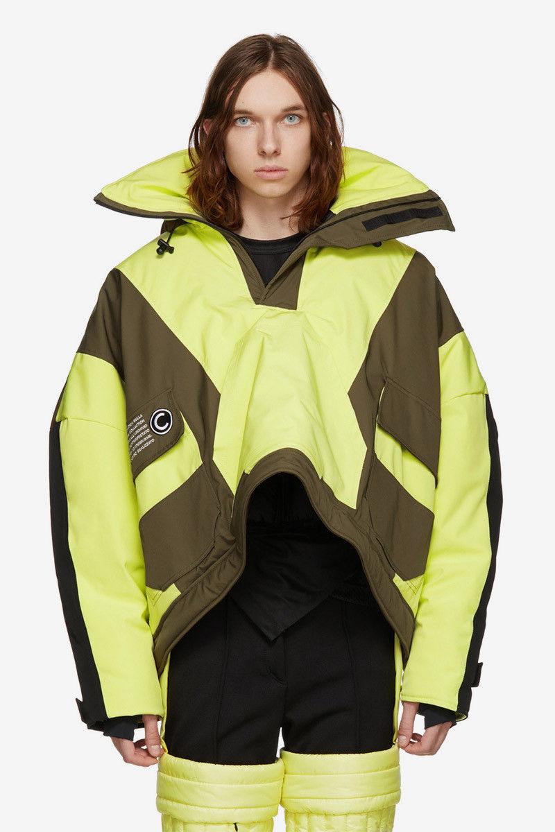 Unconventionally Cut Coats