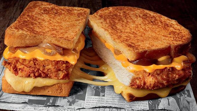 QSR Comfort Food Sandwiches