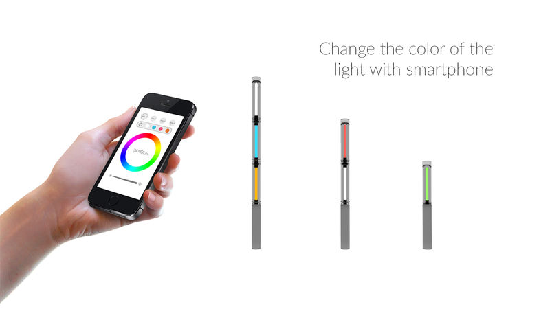 Smart Stackable Lights