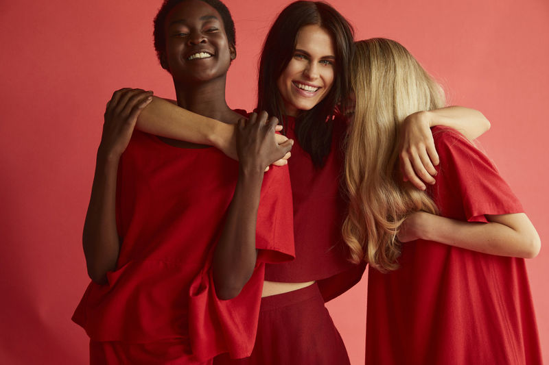 Color-Celebrating Fashion Campaigns