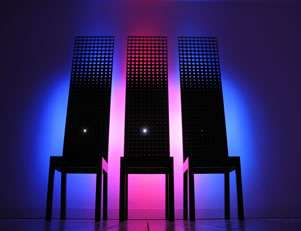 Color Changing Furniture Matches Your Outfit