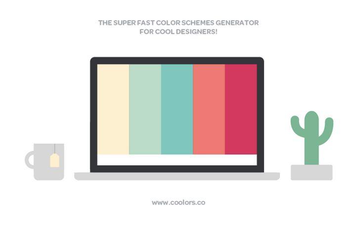 color scheme interior design generator model