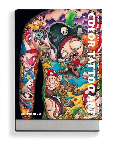 Monumental Tattoo Tomes