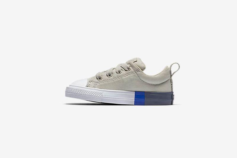 Color-Blocked Kid's Sneakers