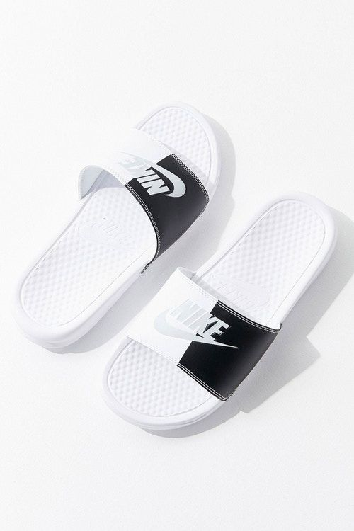 Chic Color-Blocking Slides