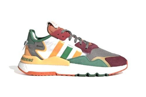 Colorblocked Rugged Sneakers