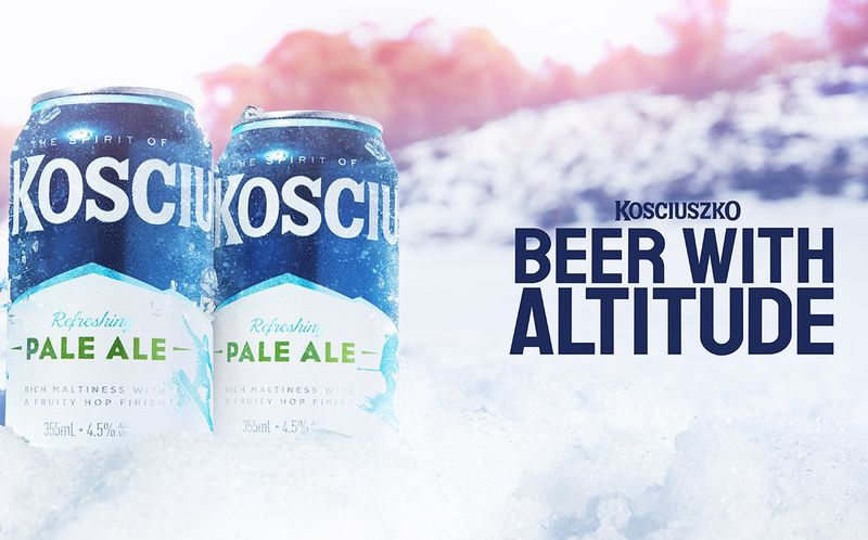 Color-Changing Beer Packaging