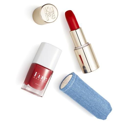 Clean Color-Coordinated Lipsticks