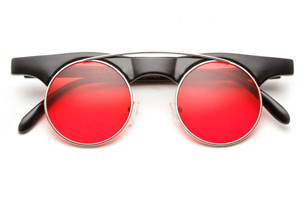 Chromatically Retro Eyewear