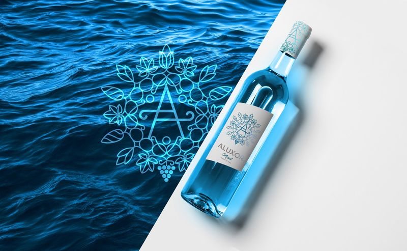 Aromatic Blue Wines