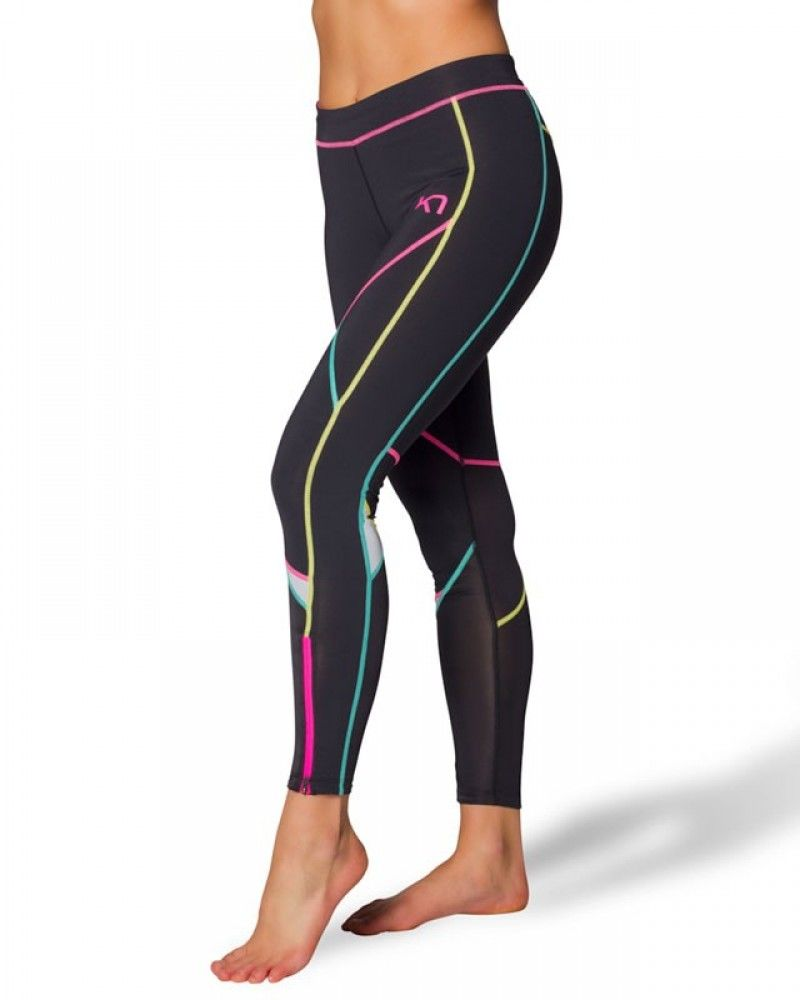 Empowering Colorful Activewear